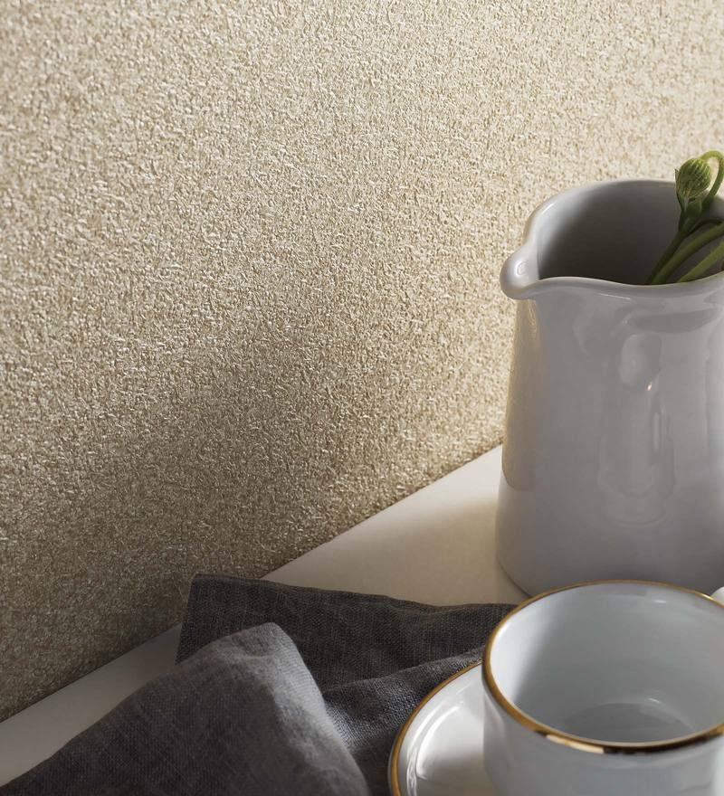 Beige Paper Backing Wallpaper by Marshalls WallCoverings