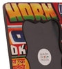 Multicolour MDF Horn OK Single Photo Frame by Mad(e) in India