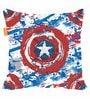 Marvel XXXL Kids Bean Bag with Beans in Multicolour by Orka(With Small - cushion Inside)