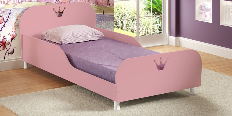 McDona Princess Bed in Purple by Mollycoddle