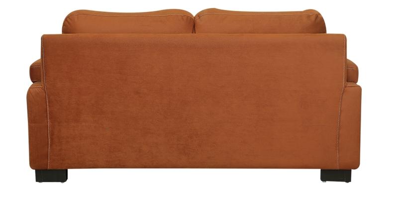 Phantom 2 Seater Sofa In Burnt