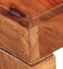 Oakland Coffee Table in Honey Oak Finish by Woodsworth