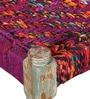 Crimson Bench by Bohemiana