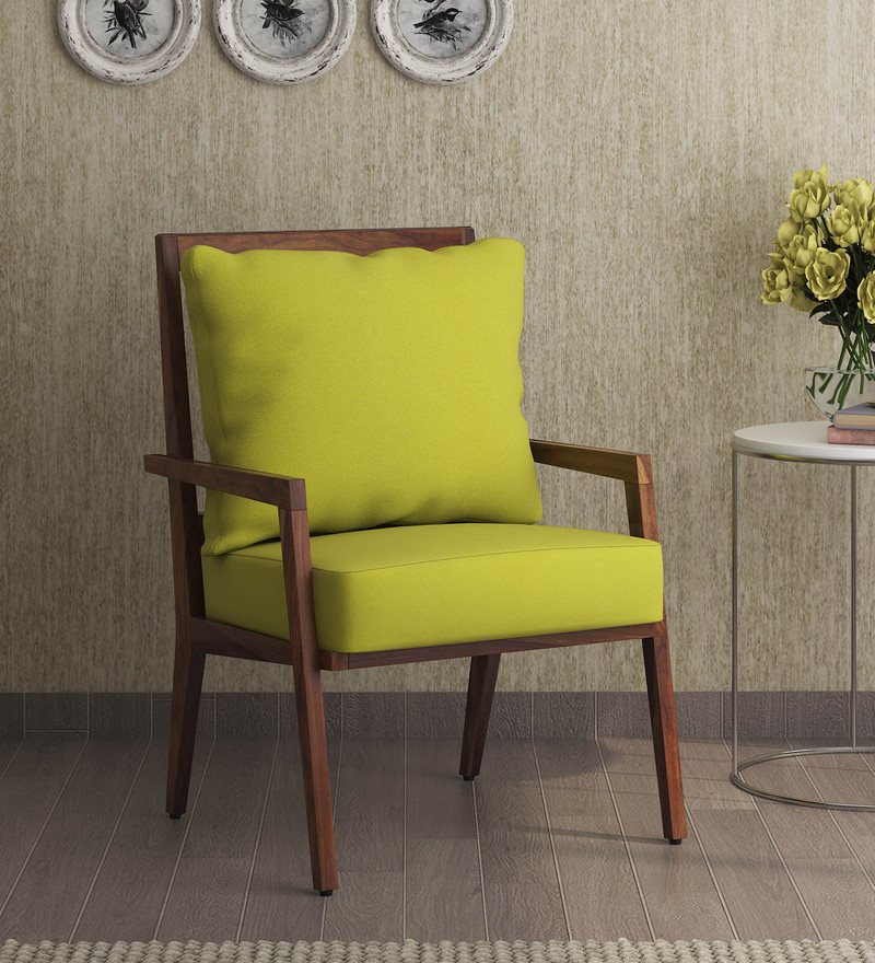 Sensational Buy Colette Accent Chair In Brown Colour By Peachtree Online Ocoug Best Dining Table And Chair Ideas Images Ocougorg