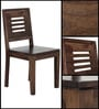 Oregon Sheesham Wood Four Seater Dining Set by Woodsworth