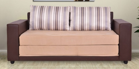 Awesome Fabric Sofa Cum Beds Buy Fabric Sofa Cum Beds Online In Download Free Architecture Designs Scobabritishbridgeorg