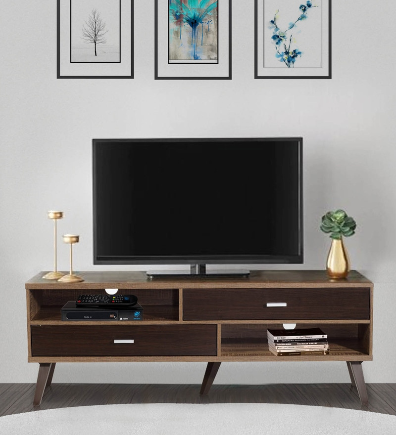 online retailer ef9c2 139ab Buy Damon Marble Top TV Unit by Durian Online - Modern TV ...