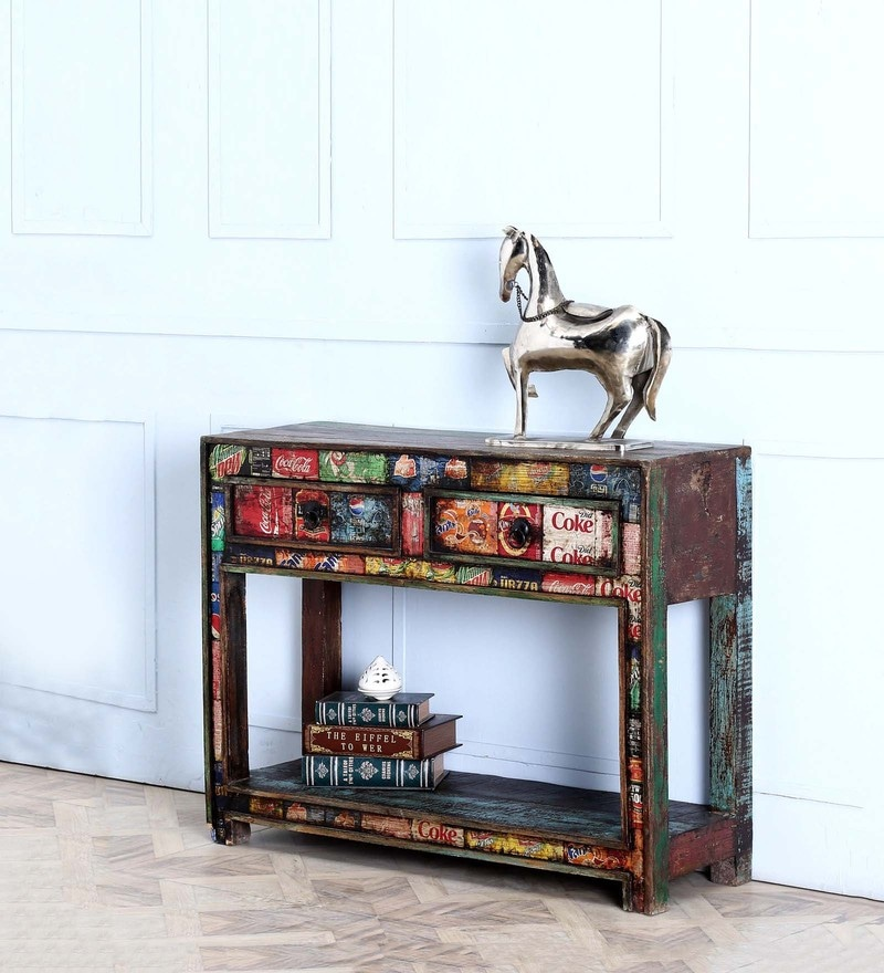 Moloko Console Table by Bohemiana
