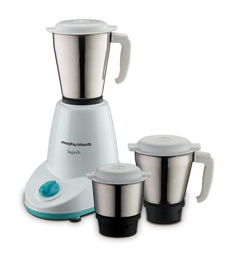 Morphy Richards 750 Watts: Buy Bajaj White 750 W Twister Mixer Grinder Online