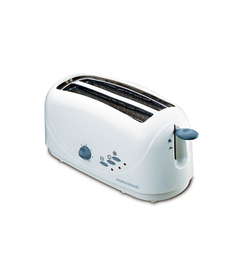 Morphy Richards AT-401 2-Slice Popup Toaster - 1400 W