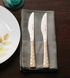 Mullich Milano Stainless Steel Knife - Set Of 6