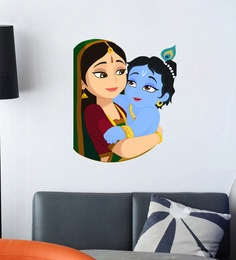 ae94e1faf2 Spiritual Wall Stickers: Buy Spiritual Wall Stickers Online in India ...
