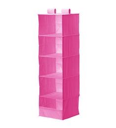 My Gift Booth Nylon Pink Wardrobe Organiser