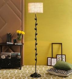 Natural Jute & Stiffener Floor Lamp By New Era - 1672748