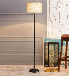 Natural Jute & Stiffener Floor Lamp By New Era - 1672764