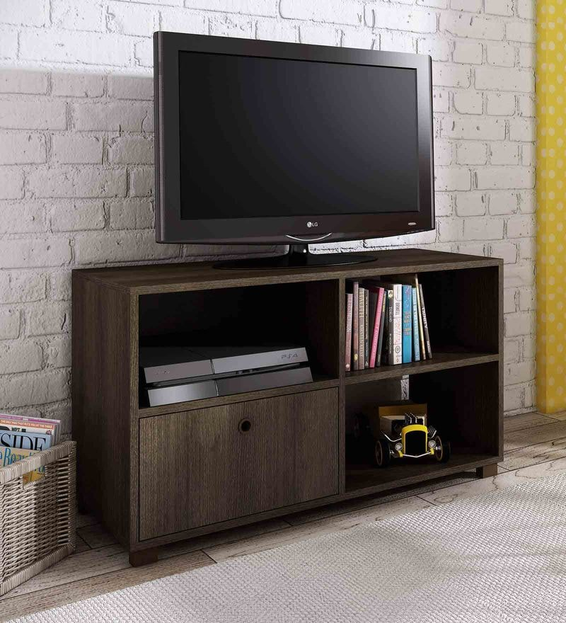 Naoko Entertainment Unit in Tobacco Finish by Mintwud
