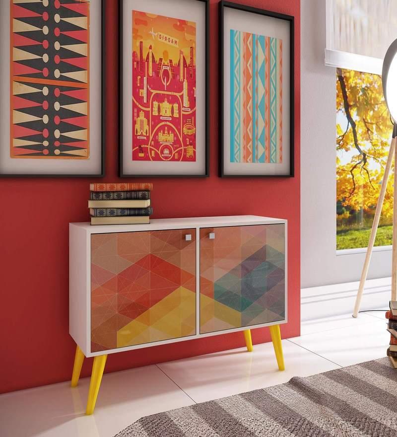 Natsuo Two Door Sideboard Cabinet by Mintwud