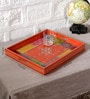 NB Home Interior Industry Multicolour MDF Tray