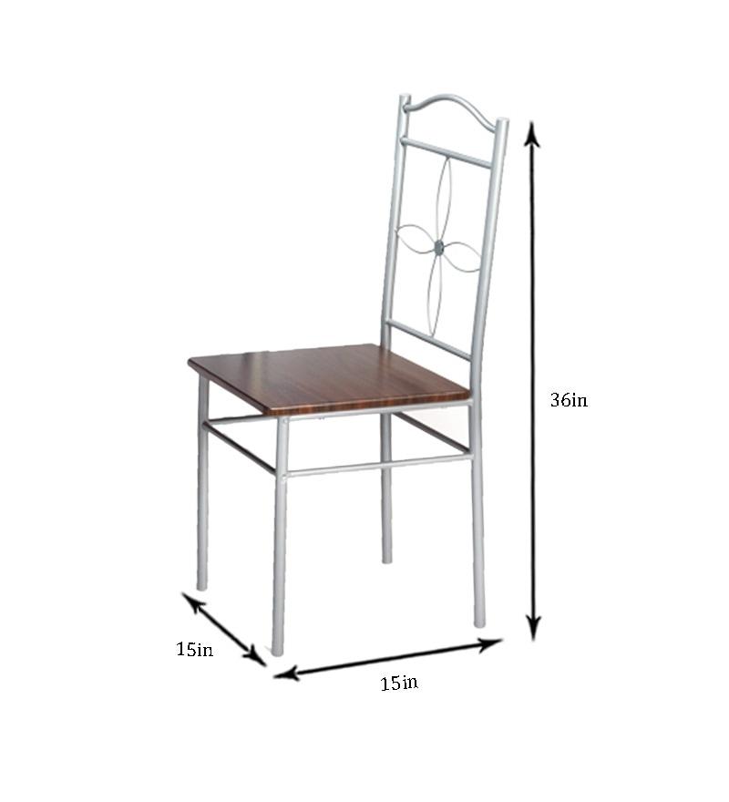 Nilkamal Figo Dining Set  Table +  Chairs by Nilkamal Online
