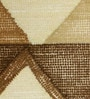 Brown Wool 60 x 96 Inch Cyri Carpet by Obeetee