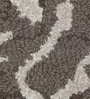Multicolour Wool 60 x 96 Inch Skin Carpet by Obeetee