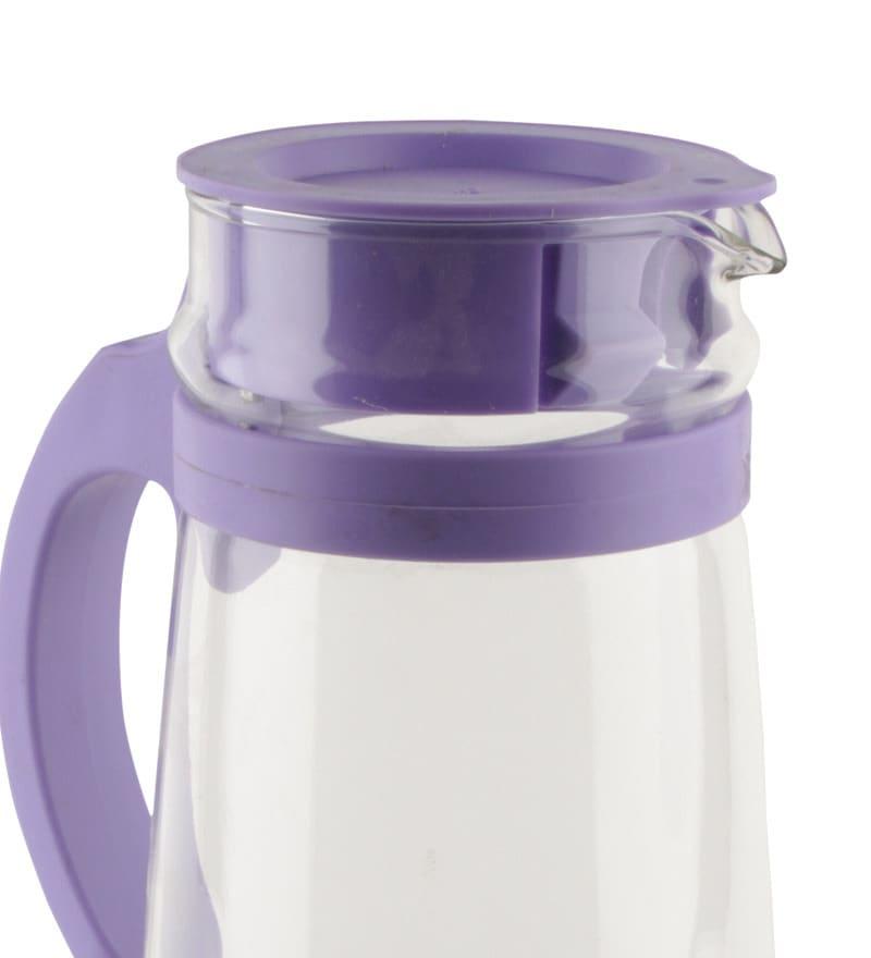 Buy Ocean Divano Pitcher Jug- Purple Online - Jugs & Flasks ...
