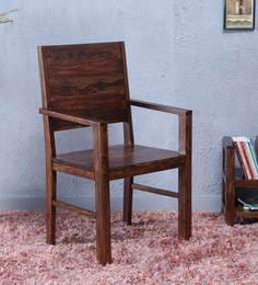 Oriel Arm Chair In Provincial Teak Finish