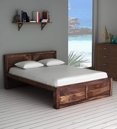 a2d9be5578 Queen Size Bed: Buy Queen Beds With Storage Online @ Best Prices ...