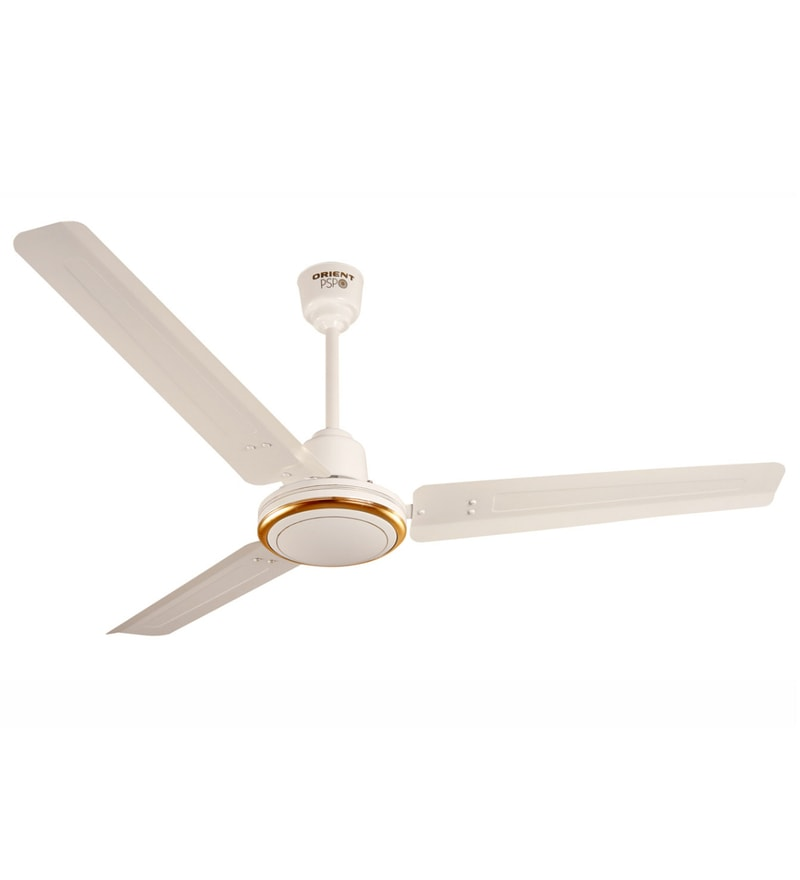 Orient Norwester 1200 mm White Ceiling Fan