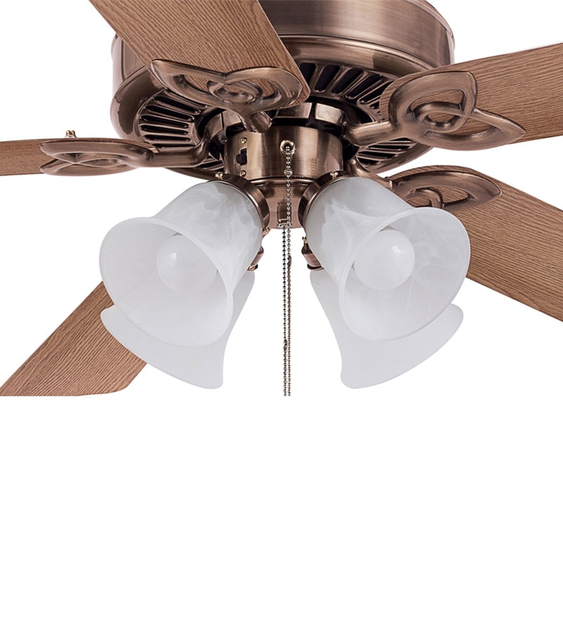 Buy Orient Subaris Motor Antique Copper Ceiling Fan With