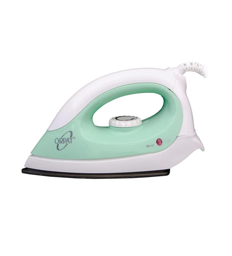 Orpat OEI-167 Green Electric Dry Iron