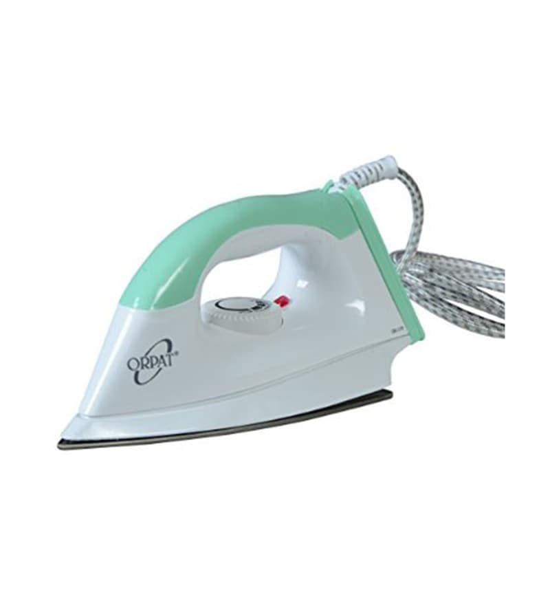 Orpat OEI-177 Green Electric Dry Iron
