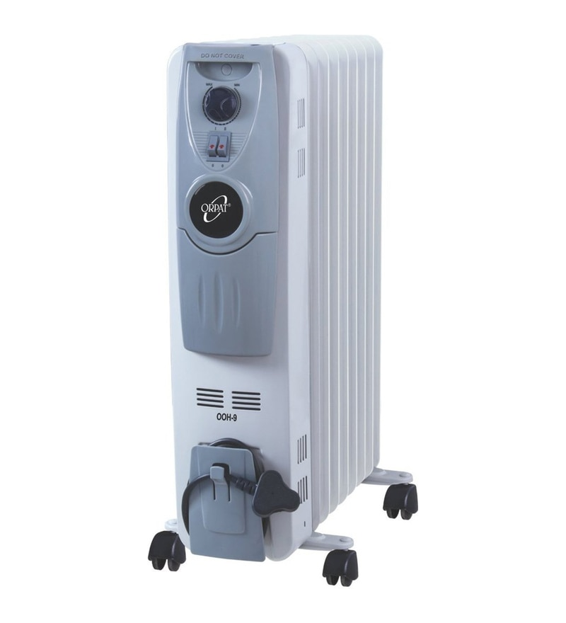 Orpat OOH-9 Oil Filled Heater