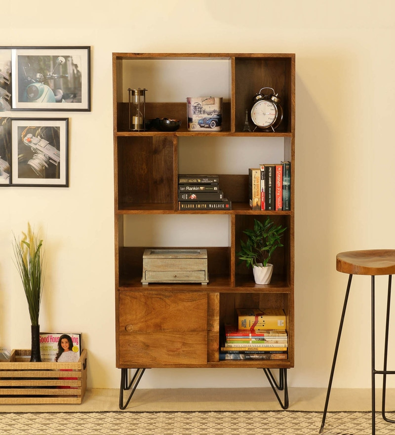 Oslo Book Shelf in Natural Finish by TheArmchair