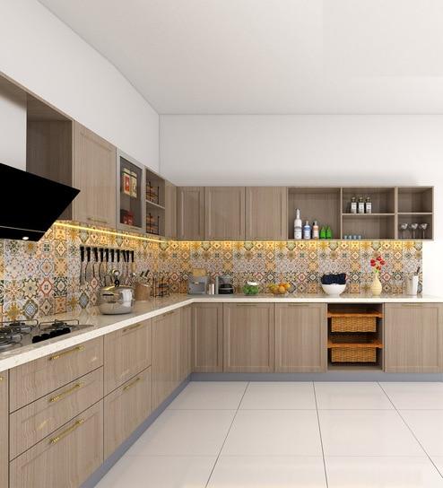 Best Modular Kitchen Design: Buy U Shaped Kitchen Design