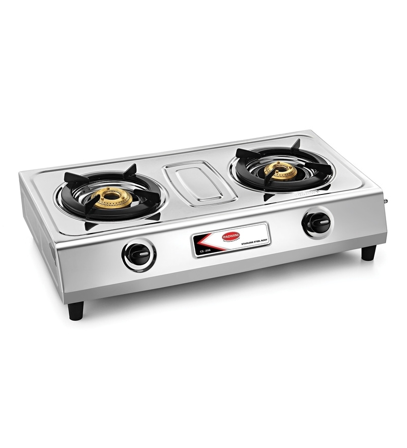 2469d8a44be Butterfly Blaze Stainless Steel 2-burner LPG Stove by Butterfly ...