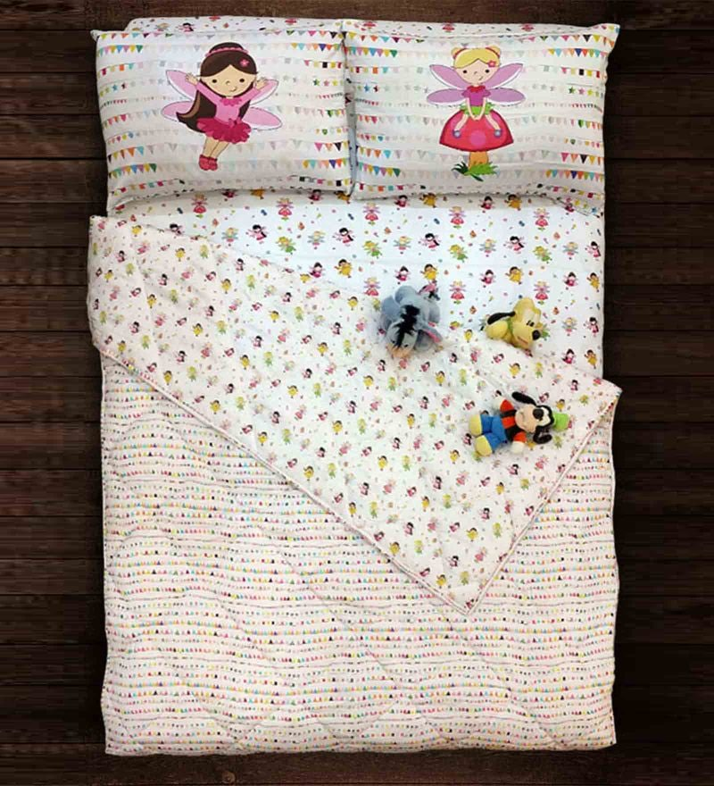 Fairy Princess Blanket for Girls by Paper Rockets