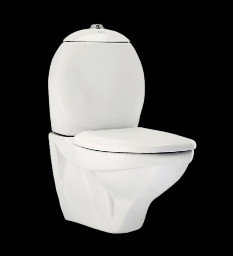 Parryware Cascade Nxt White Ceramic Water Closet