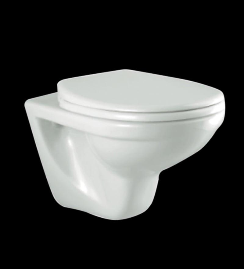 Parryware Havana White Ceramic Water Closet