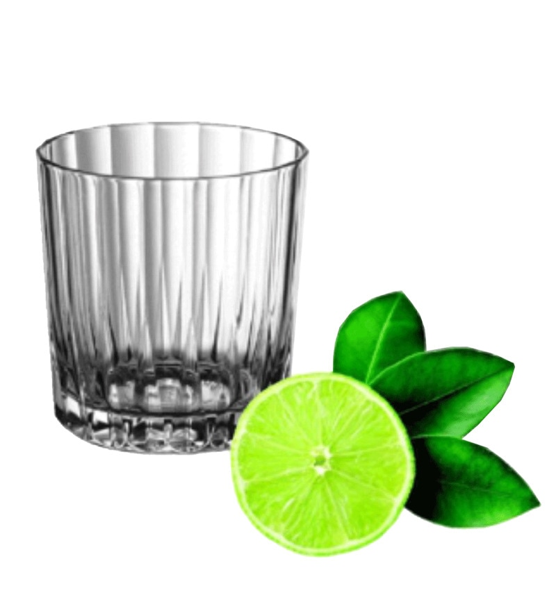 Pasabahce Antalya 200 ML Water Glass - Set of 6