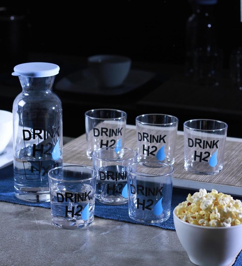 Pasabahce Enjoy Glass Water Set - Set of 7