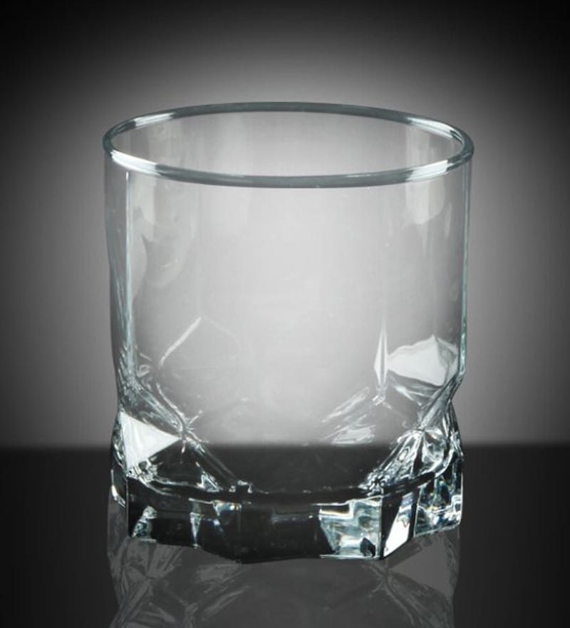 Pasabahce Future 300 ML Whisky Glasses - Set of 6