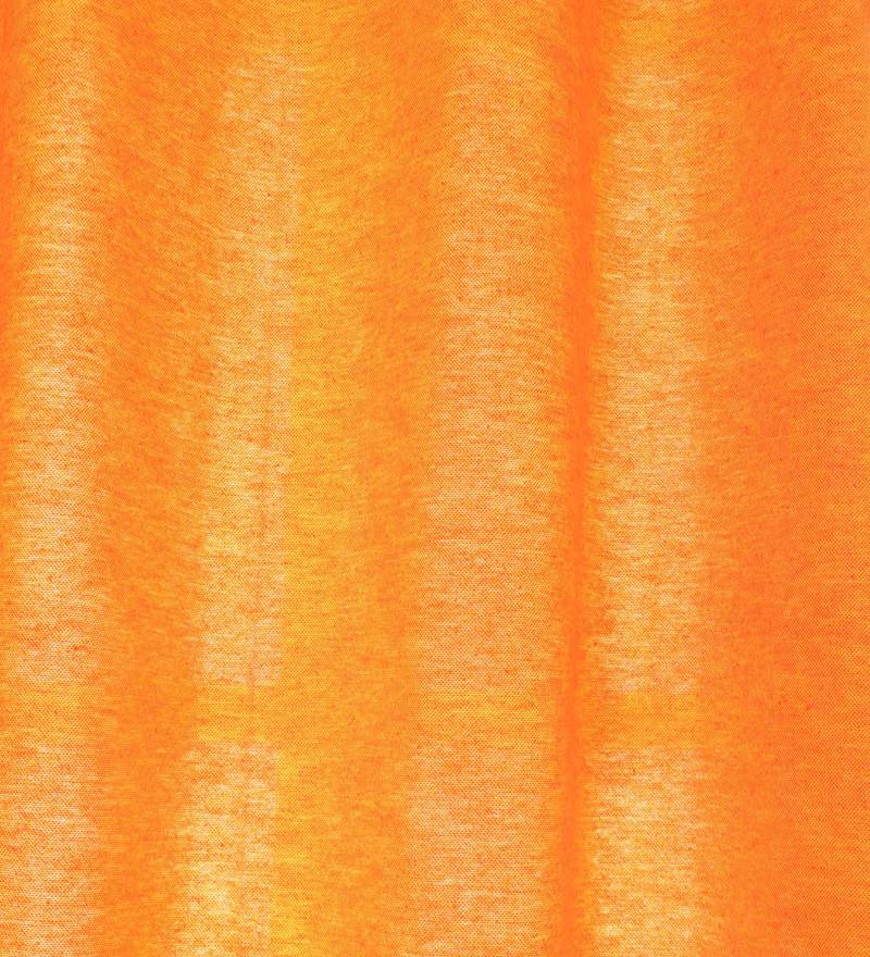 buy patch work orange color 100 cotton plain eyelet 5 x3 8 feet