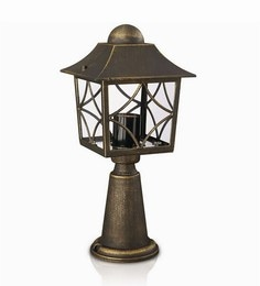 15252_42 Antique Style Post Lamp