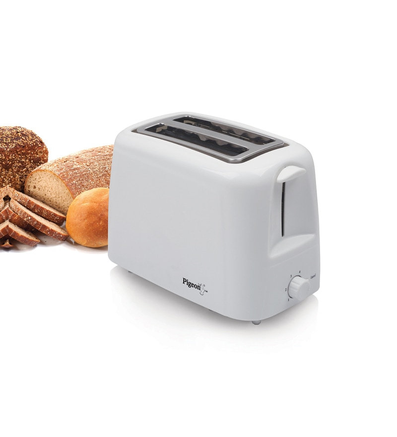 Pigeon Egnite 750 W Pop Up Toaster