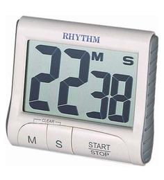 Plastic 3.1 X 0.8 X 2.7 Inch Lcd Clock Digital Wall Clock/Table Timer White Clock