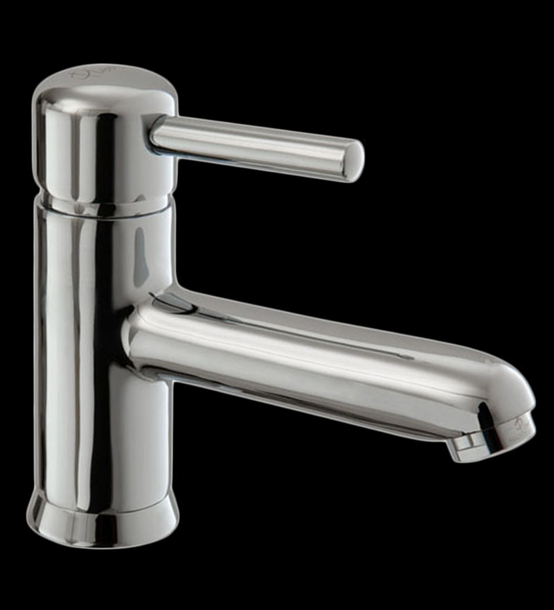 Plumber Aztec Chrome Brass Single Lever Basin Mixer