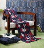 My Car Knitted Cotton Single Blanket by Pluchi