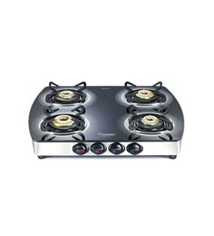 Prestige GTSM04 Premia 4-burner Glass Cooktop