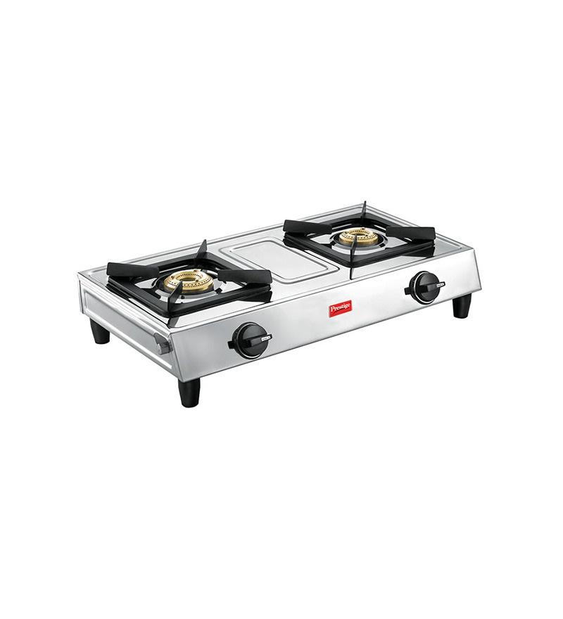 Prestige Eco 2-burner Gas Cooktop